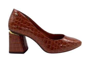 Imagem - Sapato Feminino Dakota Croco G2632 - 270591