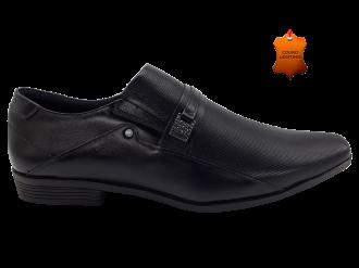 Imagem - Sapato Masculino Ferracini Liverpool em couro 4059-281G - 245719
