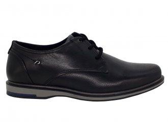 Imagem - Sapato Masculino Pegada Social em Couro 125101 - 275818