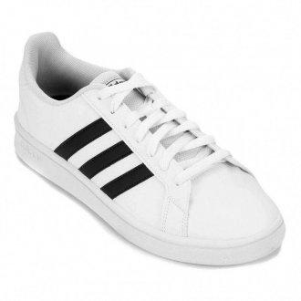 Imagem - Tênis Adidas Grand Court Base Masculino EE7904 - 278151