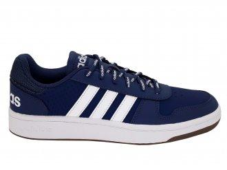 Imagem - Tênis Adidas Hoops 2.0 Masculino Casual FY8631 - 276704