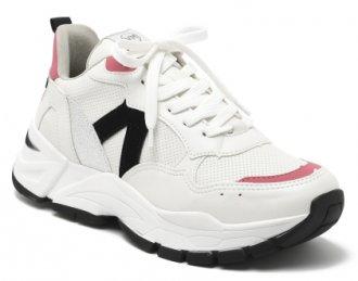 Imagem - Tênis Feminino Via Marte Chunky Dad Sneaker 2013505 Casual - 275953