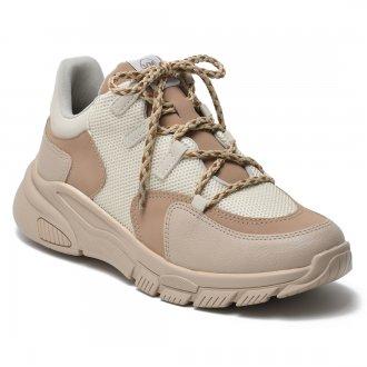 Imagem - Tênis Feminino Via Marte Chunky Dad Sneaker 20-14255 Robusto - 275950