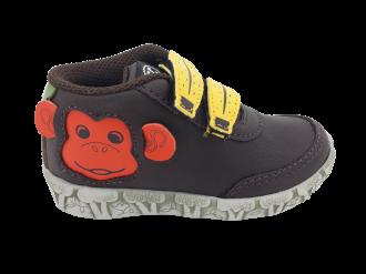 Imagem - Tênis Infantil Vissi Menino Macaco Referência M112 - 269744