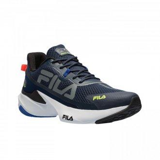 Imagem - Tênis Masculino Fila Recovery Esportivo 948392 Ideal para Corridas - 274543