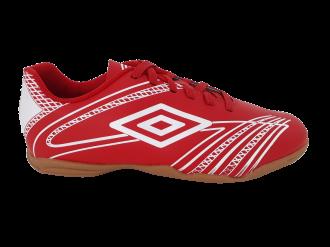 Imagem - Tênis Masculino Umbro 682080 Futsal Kicker III Vermelha - 264851