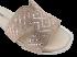 Rasteirinha Feminina Dakota Slide com Pedrarias Z5241 4