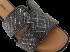 Rasteirinha Feminina Dakota Slide com Pedrarias Z5241 5