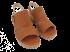 Sandália Feminina Dakota Z5382 Espadrille Natural 2