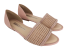 Sandália Feminina Dakota Z5471 Rasteira Nude 3