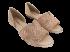 Sandália Rasteira Feminina Dakota com Pedras Decorativas Z5461 3