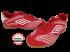 Tênis Masculino Umbro 682080 Futsal Kicker III Vermelha 2