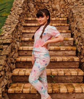 Imagem - Jogger Ilhós Tie Dye Candy cód: 15924.TIEDYECANDY