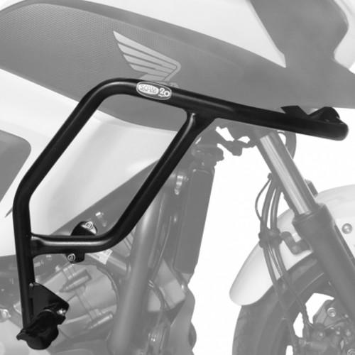 Protetor Motor Carenagem Honda Nc 700 Com Pedaleira