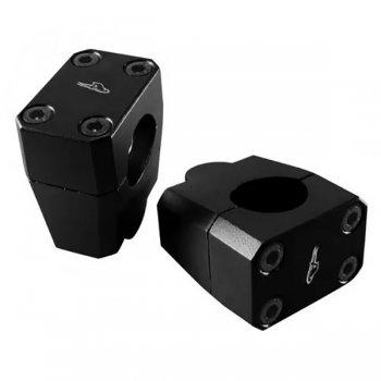 Adaptador para Guidão Moto 28,5mm Prime Anker
