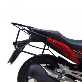 Bagageiro com Afastador Honda Twister 2016 em Diante