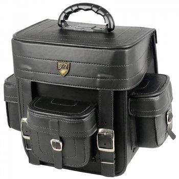 Imagem - Alforge Traseiro (Bolsa) Custom Mini 22 Litros Liso