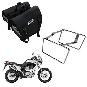 Imagem - Alforge Universal + Afastador Honda XL700 V Transalp