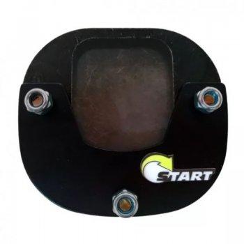 Ampliação Da Base Cavalete Lateral Cb 500 X