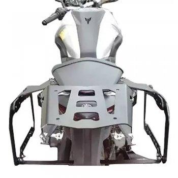 Bagageiro e Afastador de Alforges Yamaha Mt 03 320 Cc