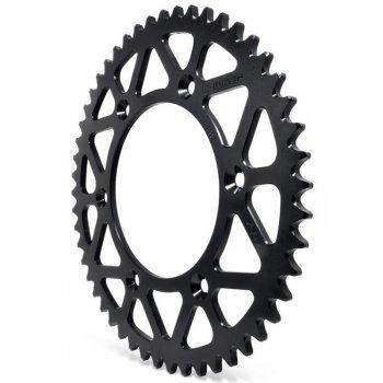 Coroa Aço 1045 Crf 230 52 Dentes Biker Preto