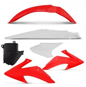 Imagem - Kit Plástico CRF 230 até 2014 Completo