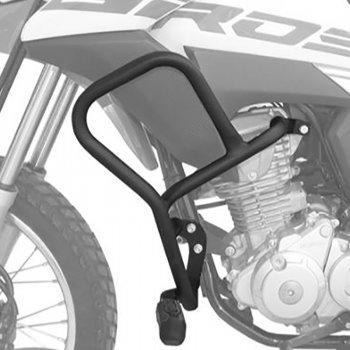 Imagem - Protetor Motor Carenagem BROS 160 2015 Em Diante