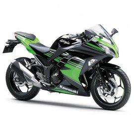 Alforge Universal + Afastador Kawasaki Ninja 300 2