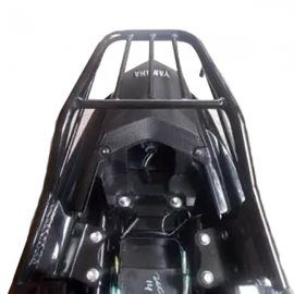Bagageiro Tubular Yamaha Fazer 150 2