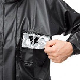Conjunto Capa De Chuva PVC Premium Com Gola 6