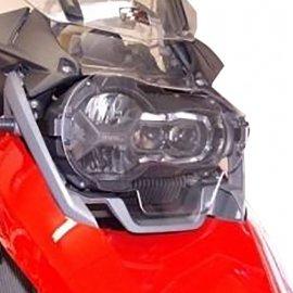 Protetor De Farol Modelo Acrílico Bmw R 1200 Gs Sport 2