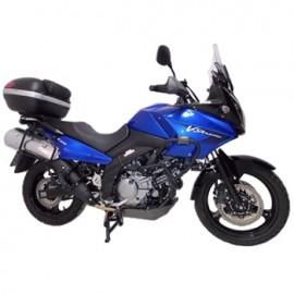 Protetor Motor Com Pedaleira Dl 650 V Strom Até 2018 2