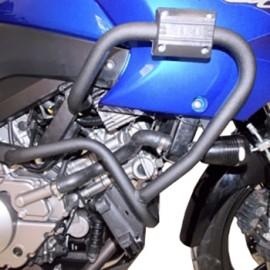 Protetor Motor Com Pedaleira Dl 650 V Strom Até 2018 3