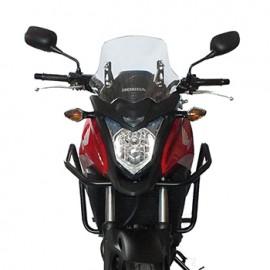 Protetor Motor Carenagem Honda Cb 500x Com Pedaleira 3