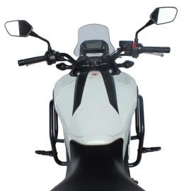Protetor Motor Carenagem Honda Nc 700 Com Pedaleira  3