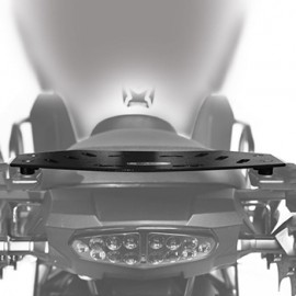 Suporte Baú Superior Kawasaki  Versys 1000 Até 2014 2