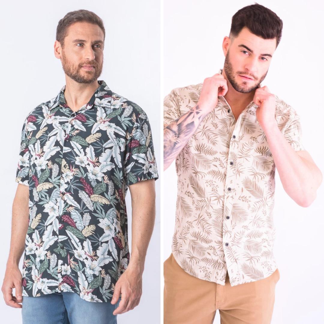 Camisa floral masculina: Como usar essa tendência?