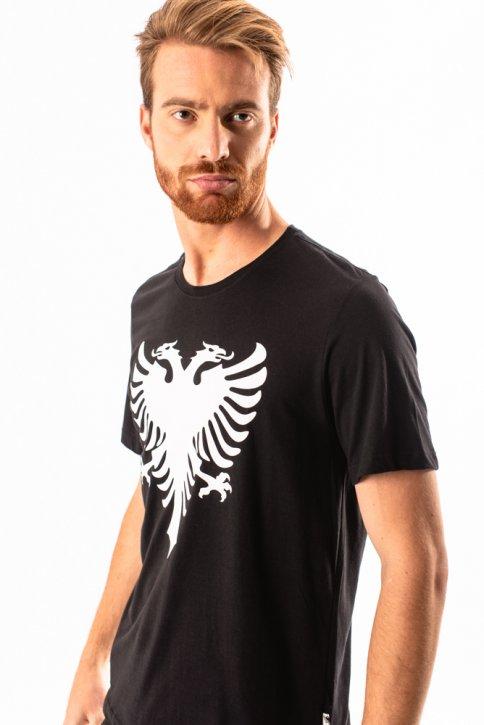 Camiseta Masculina Cavalera Manga Curta Águia