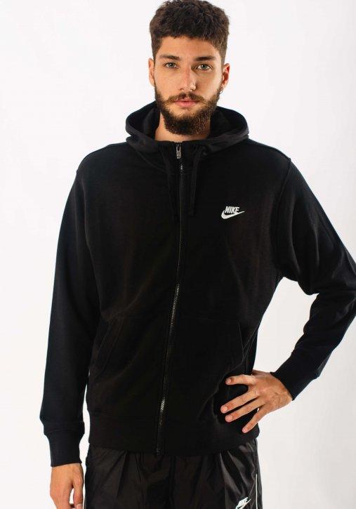 Moletom Masculino Nike Canguru Zíper
