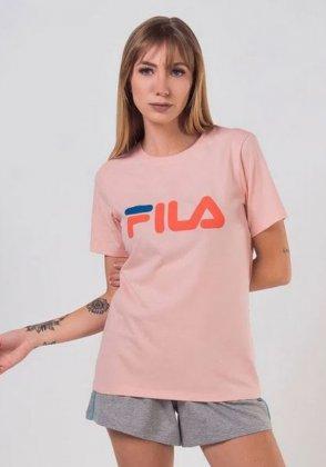 Imagem - BLUSA FEMININA FILA MANGA CURTA