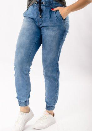 Imagem - Calça Feminina Voox Jeans Jogger