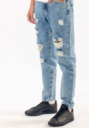 Imagem - Calça Masculina Rock E Soda Jeans