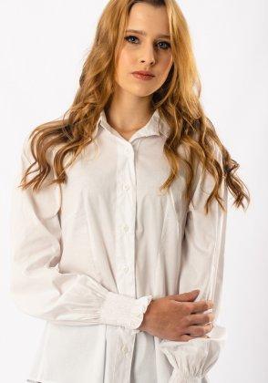 Imagem - Camisa Feminina Uma Bala Manga Longa