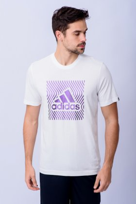 Imagem - Camiseta Masculina Adidas Manga Curta