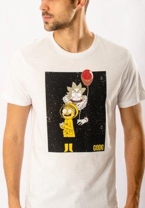 Imagem - Camiseta Masculina Code Manga Curta It