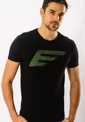 Imagem - Camiseta Masculina Ellus Manga Curta