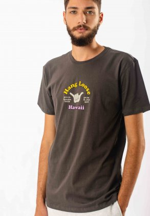 Imagem - Camiseta Masculina Hang Loose Manga Curta