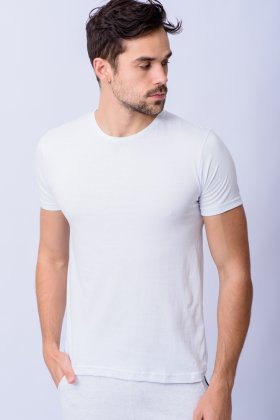 Imagem - Camiseta Masculina Kohmar Manga Curta Basica