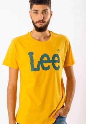 Imagem - Camiseta Masculina Lee Manga Curta Logo