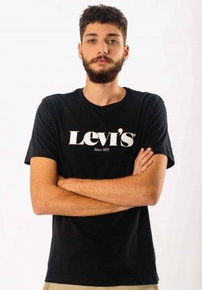 Imagem - Camiseta Masculina Levis Manga Curta